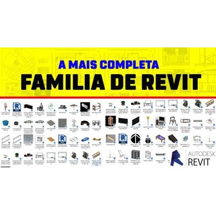 Download familias revit 12 gigas de familias