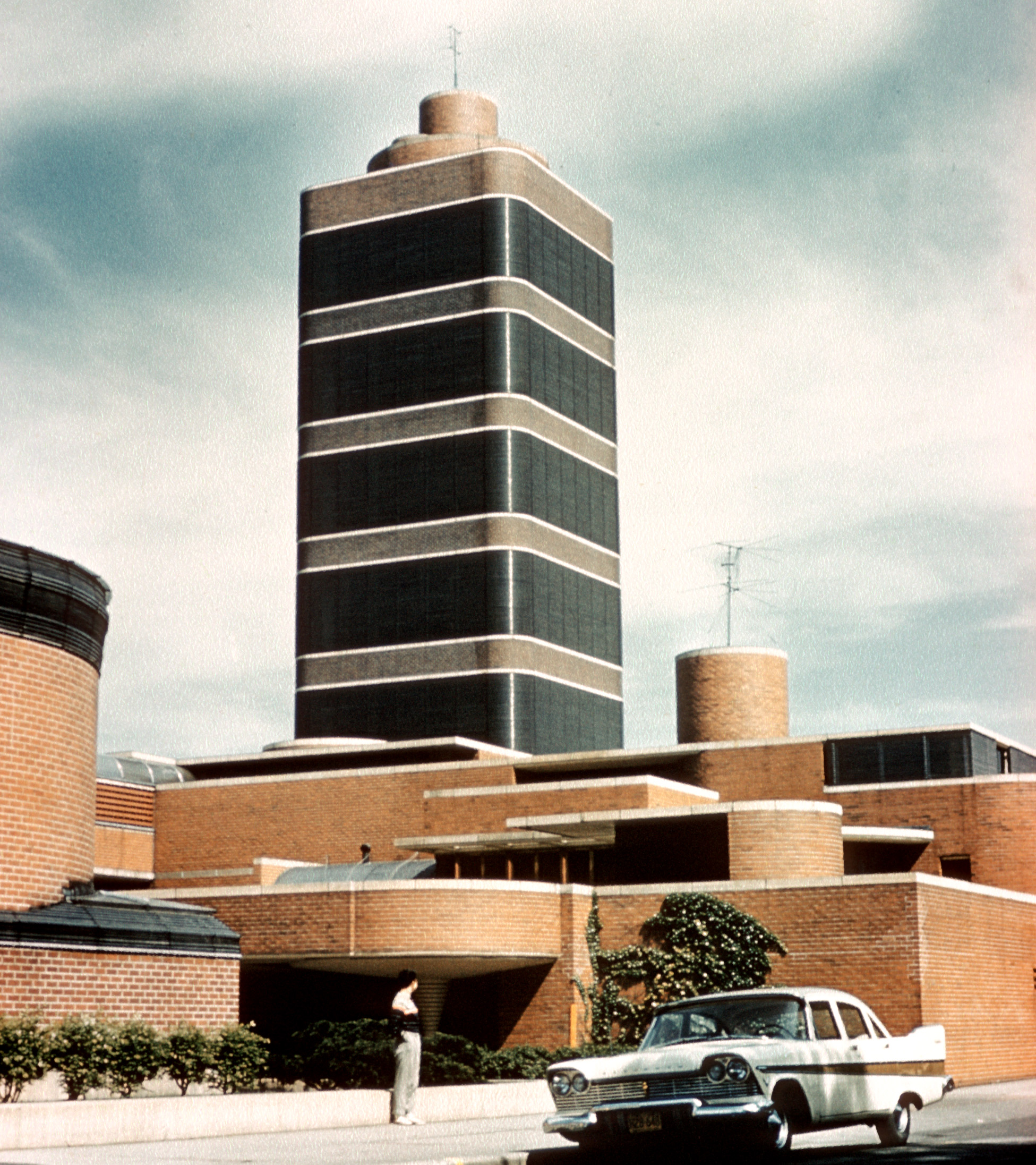 Johnson wax building