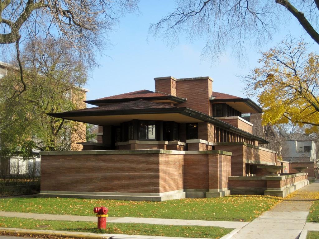 Robio House, a casa magnifica tipica americano!