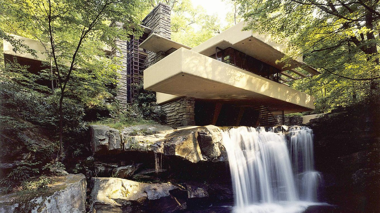 Fallingwater, ou casa da cascata