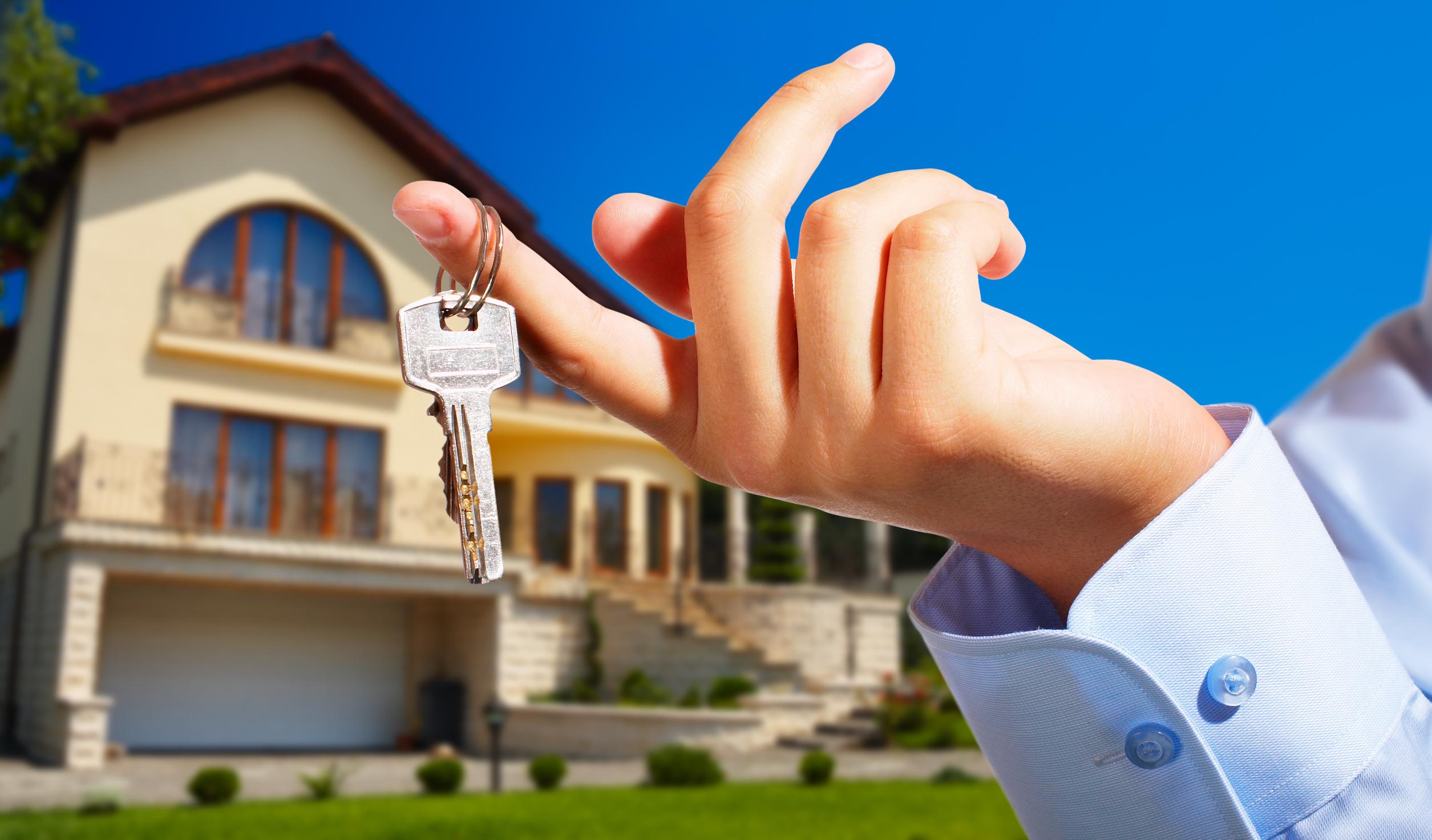 É hora de compra a sua casa!