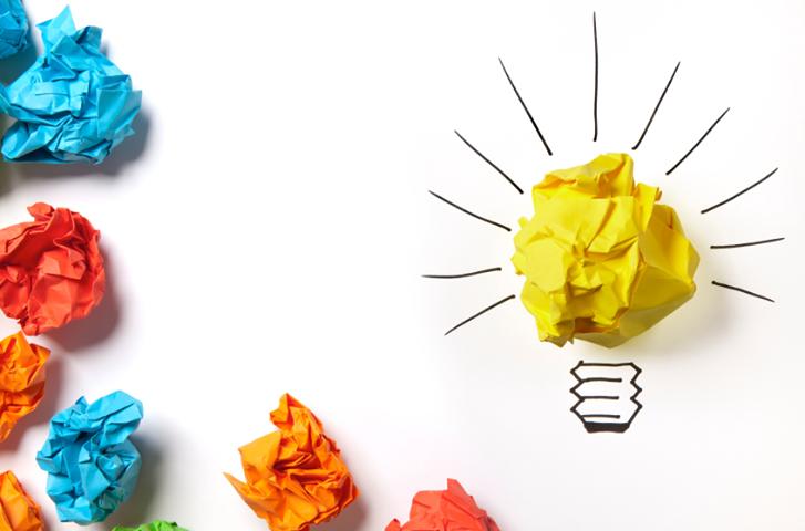 O segredo da criatividade