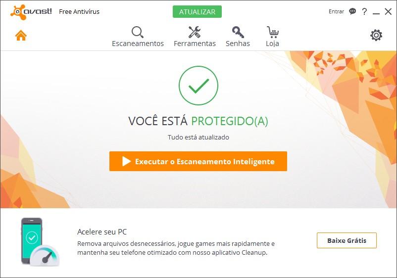 Antivirus grátis em portugues, baixar antivirus