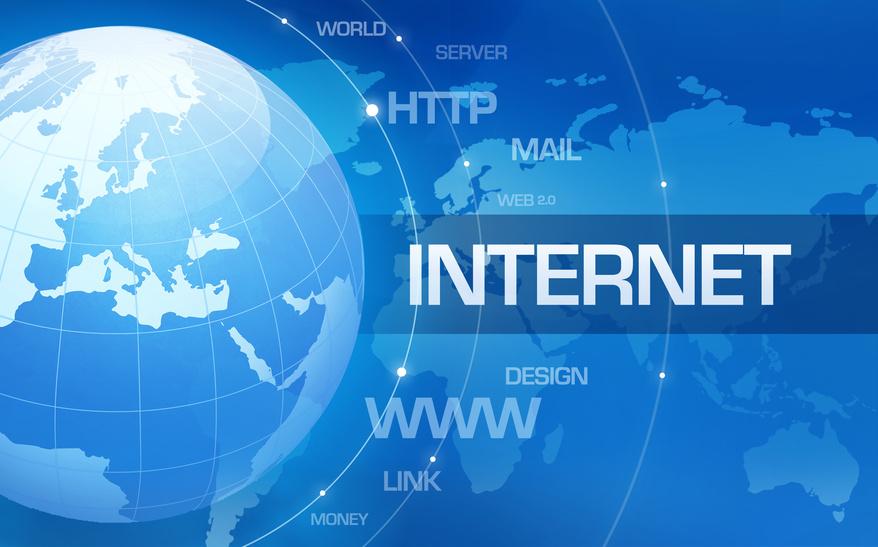 Arquitetura e a internet.