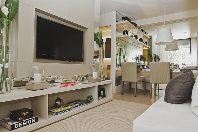 Apartamento pequeno: 5 Dicas incriveis para decora-lo!