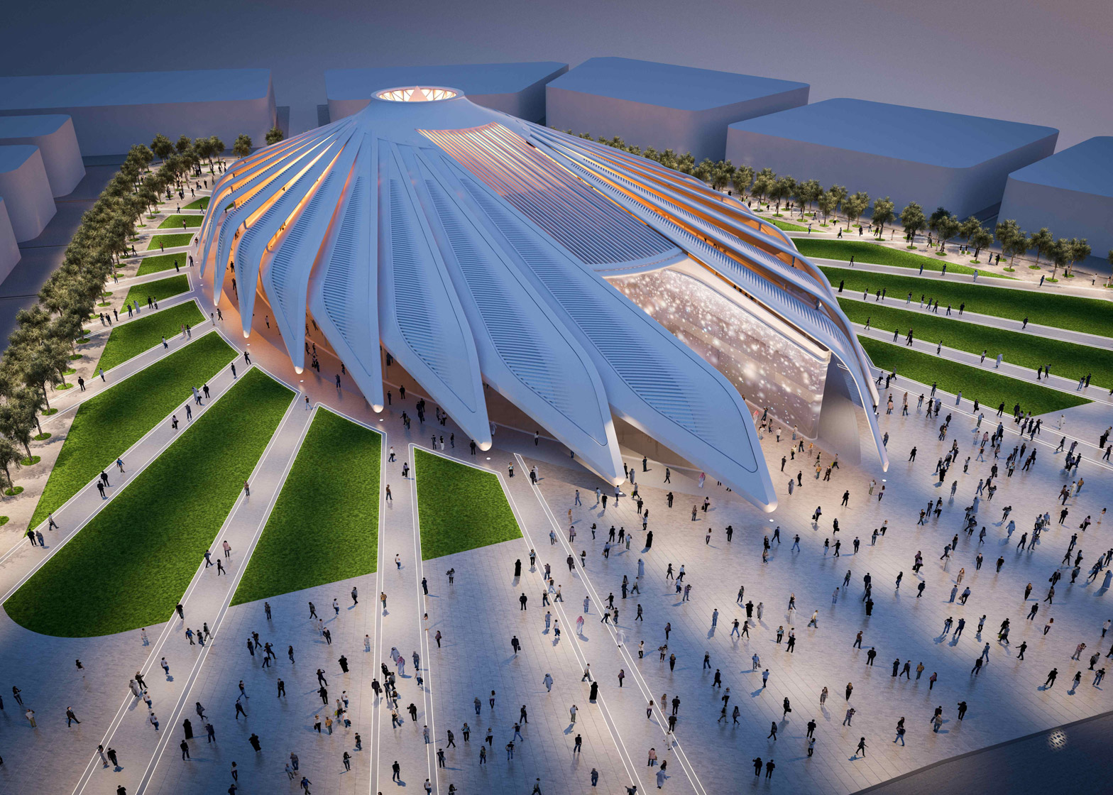 Calatrava vai criar pavilhão em Dubai.