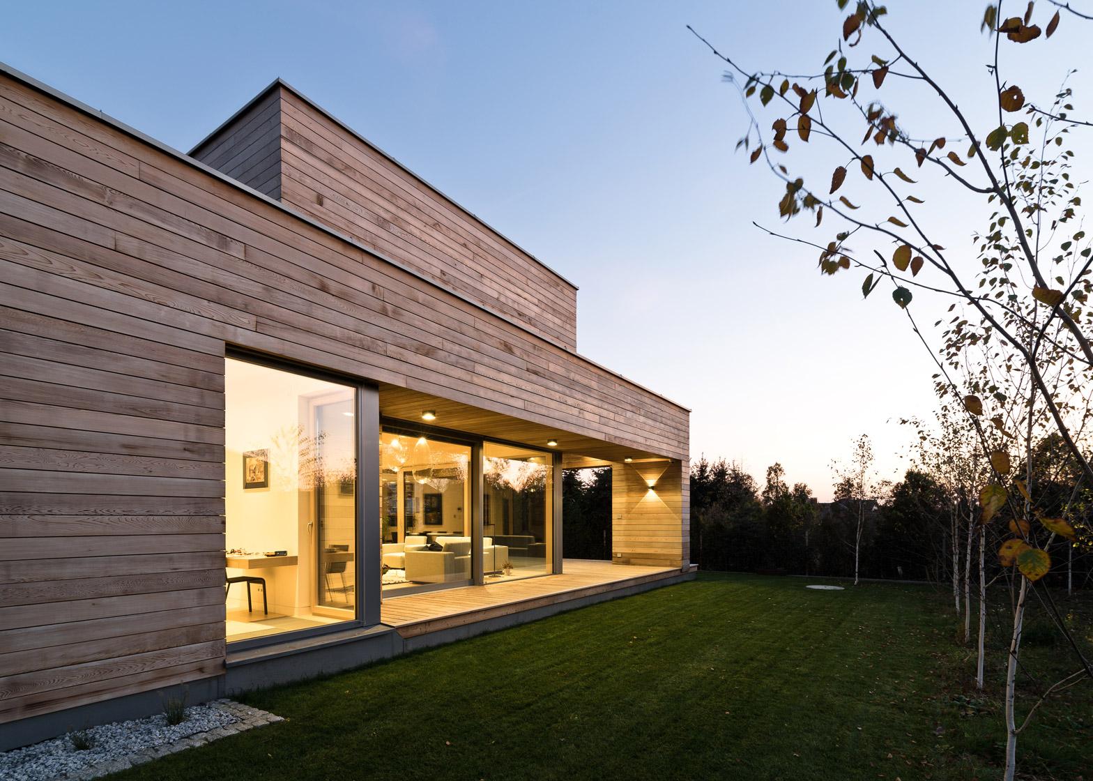 Casa de madeira, sem ser casa de campo!