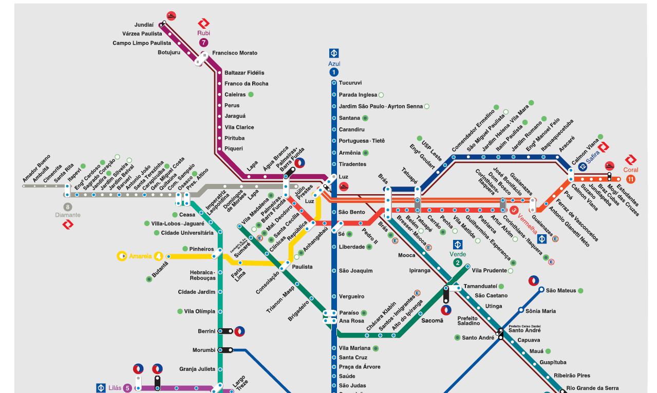 mapa estações metro sp, mapa linha verde metro, metro da linha amarela, metro de sp linha amarela,