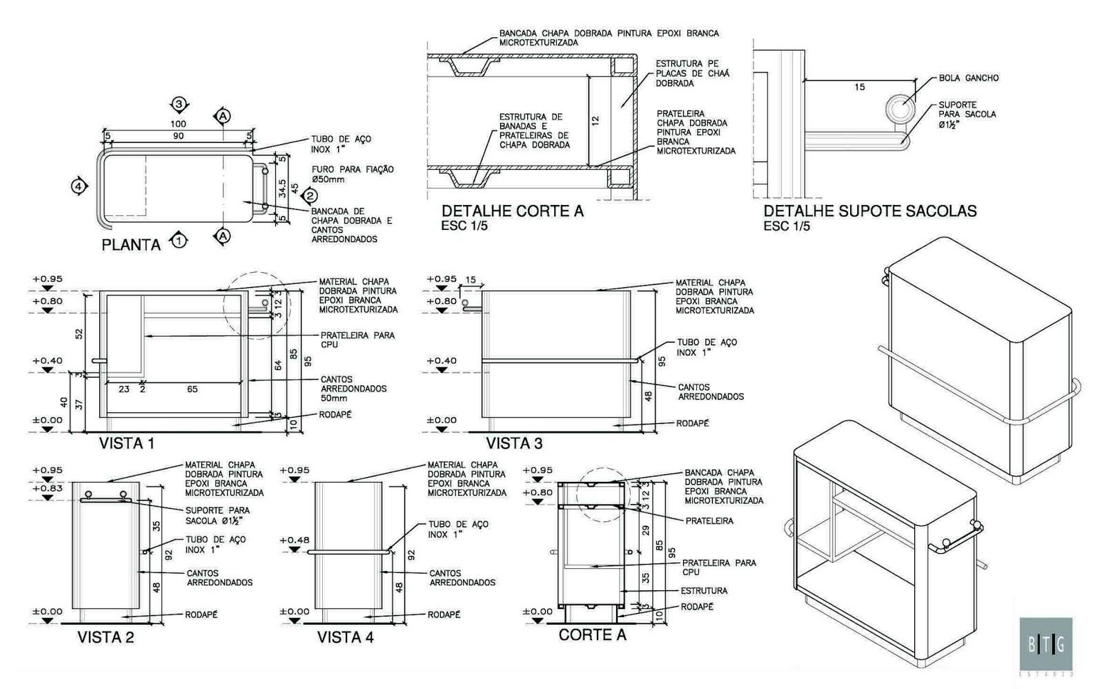 Como fazer um estudo para projetos de moveis. #arquitetura #casa #moveis