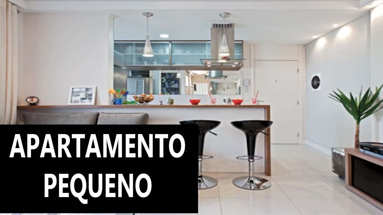 Decora o de apartamentos pequeno df projetos for Acabados para apartamentos pequenos