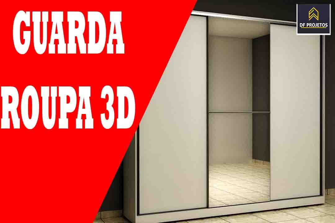 Guarda Roupa3D Model2