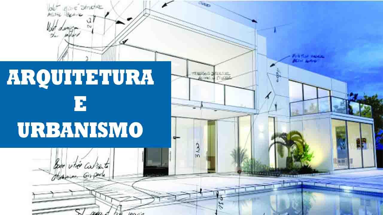 por que arquitetura e urbanismo