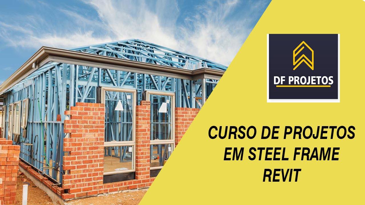 Curso de projetos em steel frame