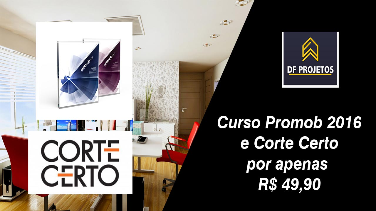 promob plus 2016 super barato R$ 49,90