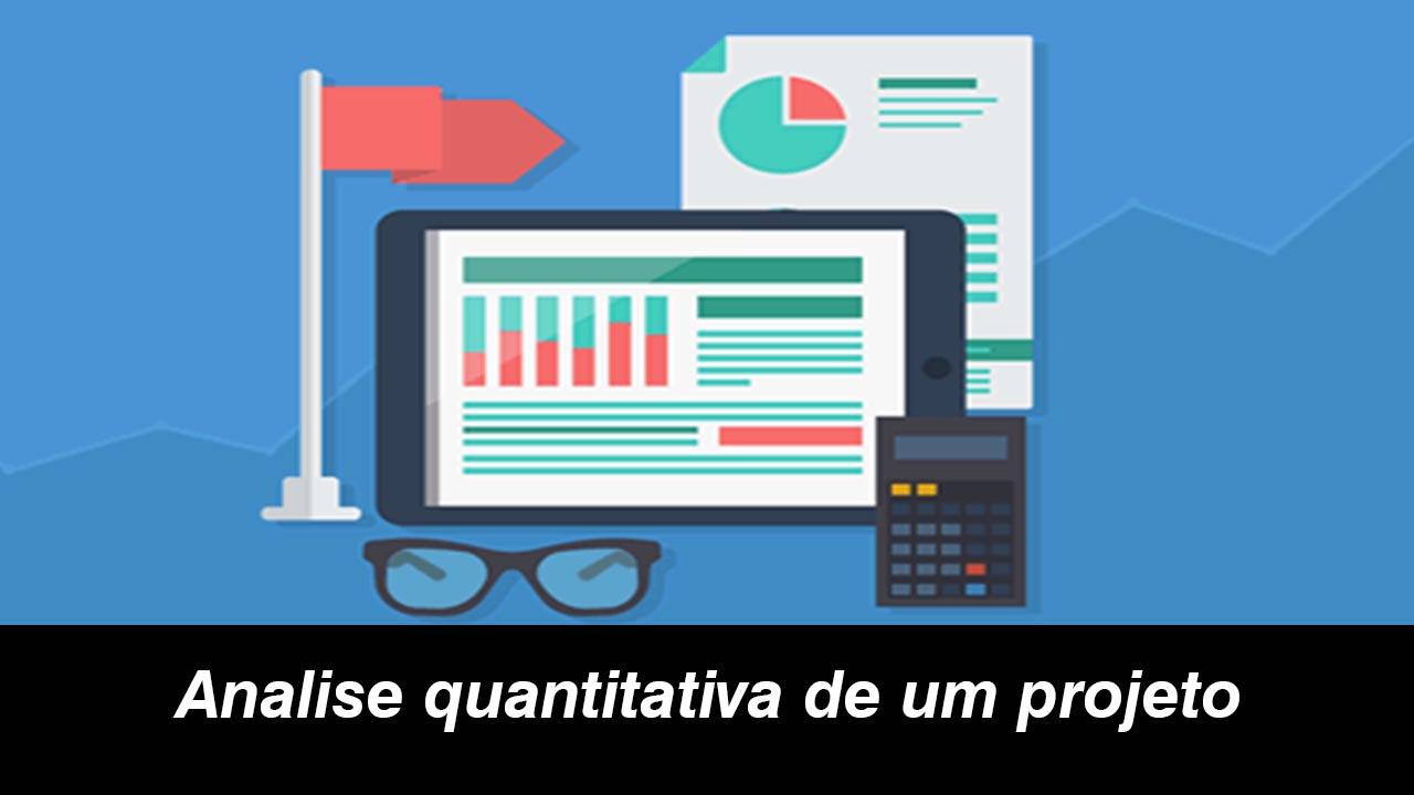 Analise quantitativa de um projeto
