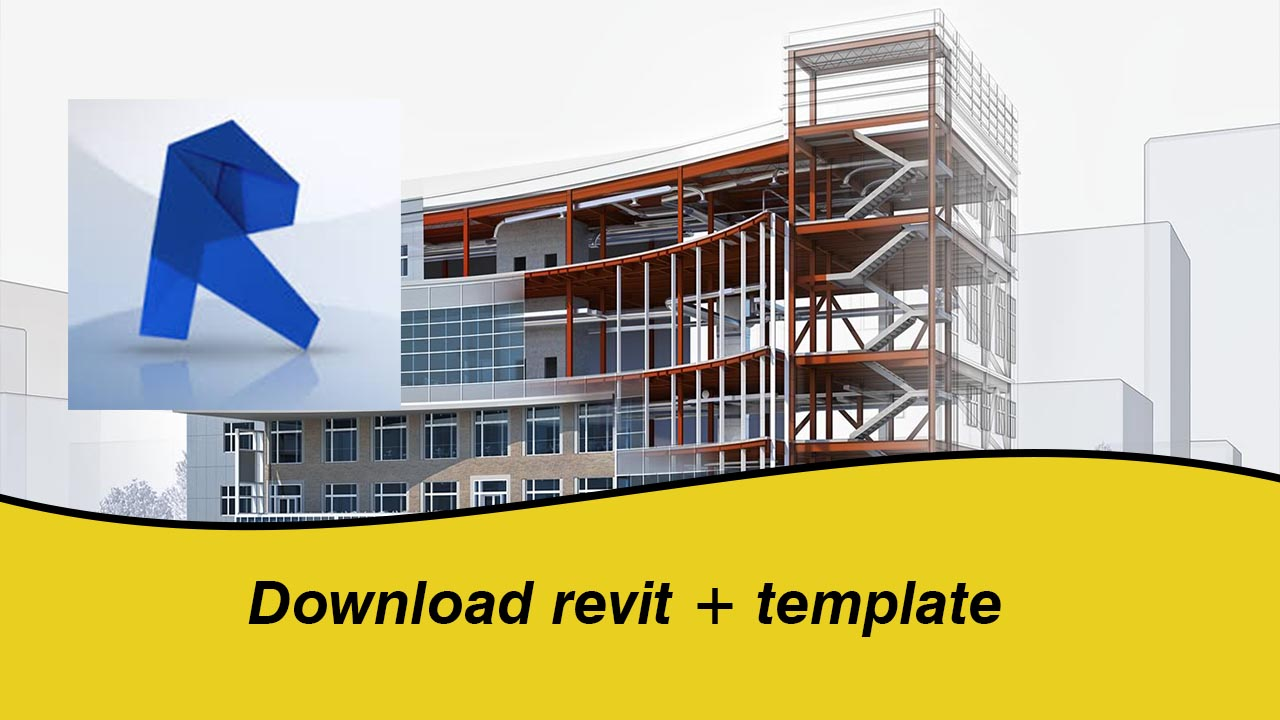 Download REVIT 2017 + Template nas normas ABNT