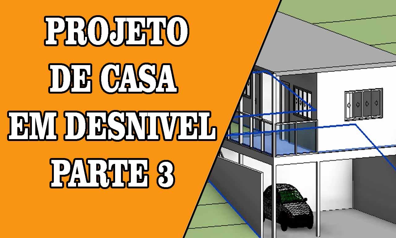 Casa projeto grátis para download Parte 3