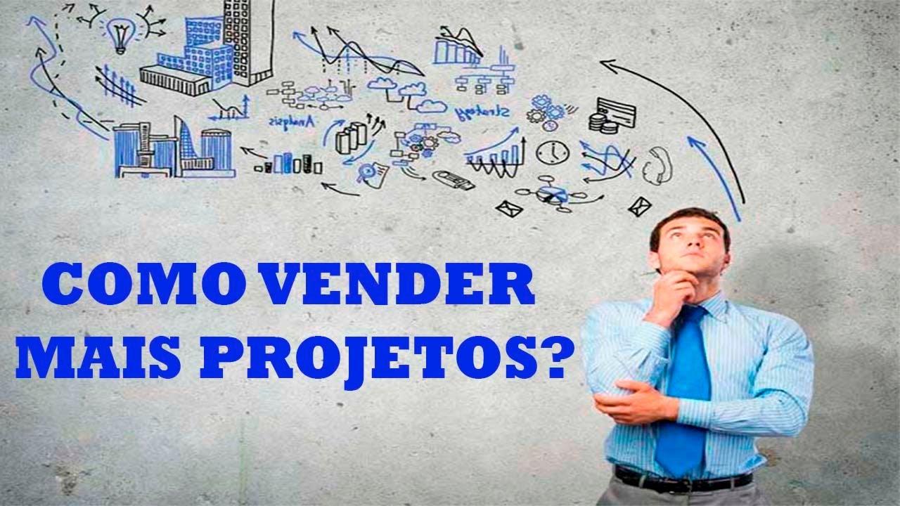 vender projeto mais rapido