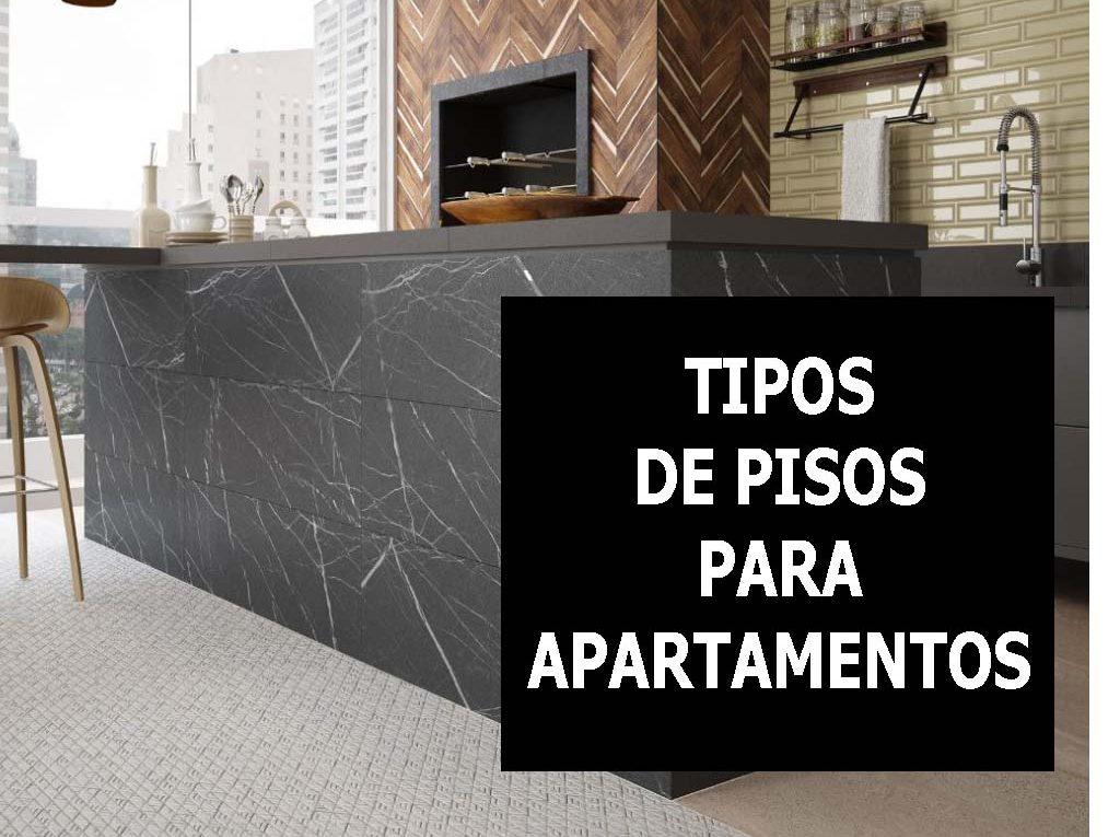 Tipos de pisos para apartamentos novos Mogi das cruzes