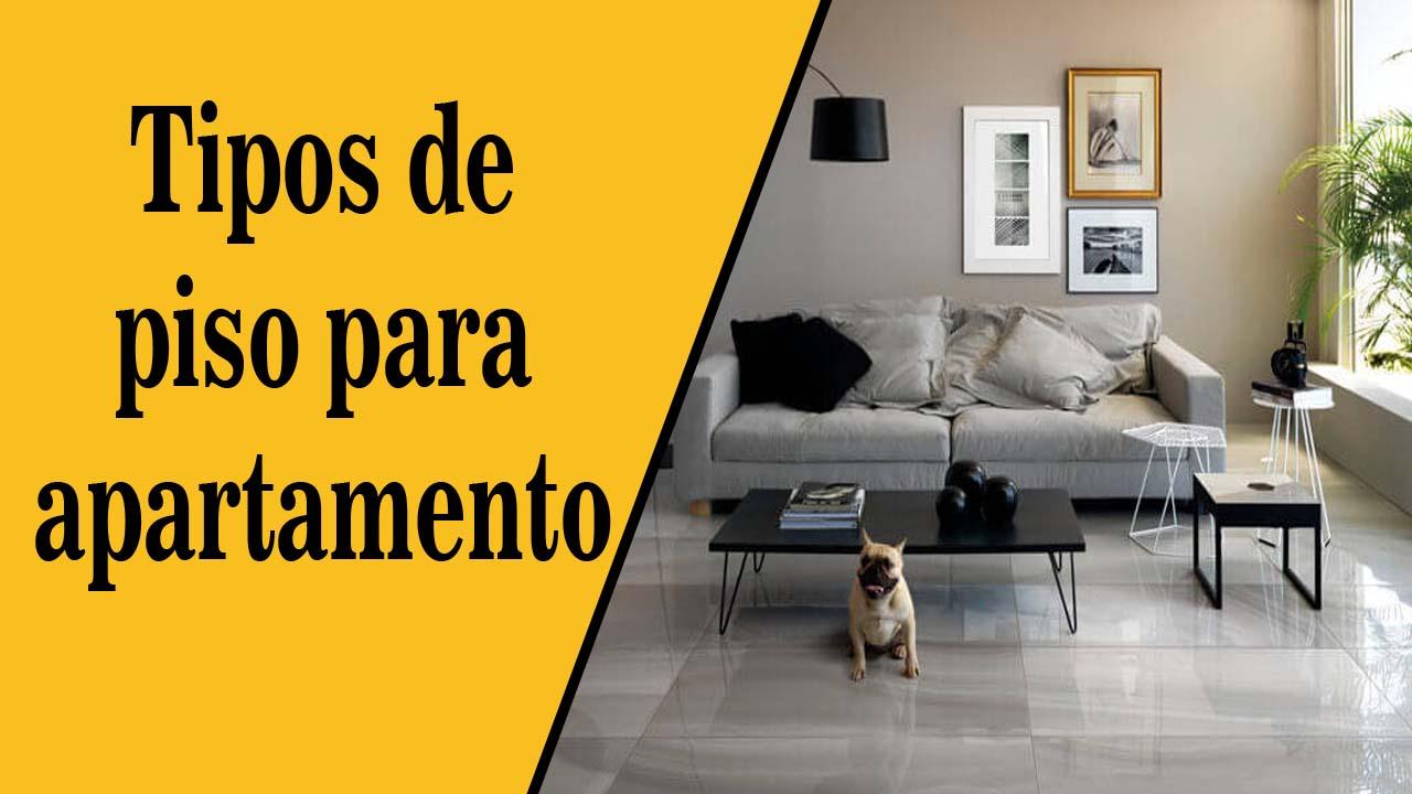 Tipos de piso para apartamento