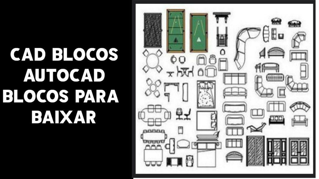 CAD BLOCOS DOWNLOAD