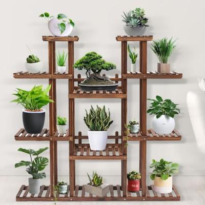 Suporte para vasos de plantas em madeira 07 (2)